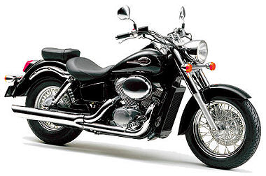 HONDA SHADOW VT 750 C2
