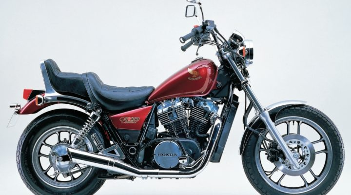 HONDA SHADOW VT 700 750 RC14
