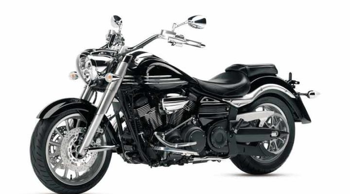 YAMAHA MIDNIGHT STAR XV 1900